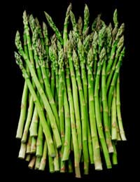 Asparagus Heart Gut Prebiotic Folate Gut